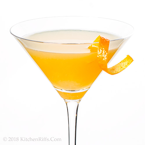 Stork Club Cocktail