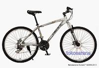 Sepeda Gunung PACIFIC MASSERONI 3.0 21 Speed Shimano 26 Inci