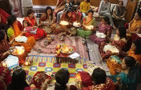 karwa chauth thali