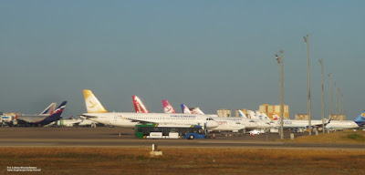 Airbus A320-200, TC-FBH, Freebird Airlines