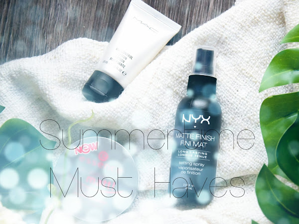 Summertime must haves :: три матиращи продукта feat. MAC, Essence & NYX