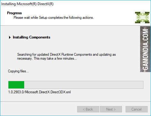 Cara Instal DirctX 9 di Windows 7,8 dan 10 dengan Mudah