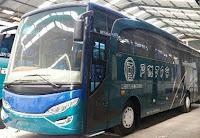 Bus PMTOH jurusan Banda Aceh, Medan, Takengon, Jakarta, Tasikmalaya, Solo, Jogja, Bandung