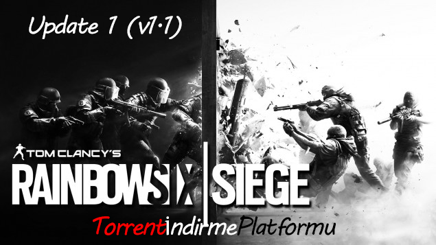 Tom Clancy's Rainbow Six® Siege update 1 indir