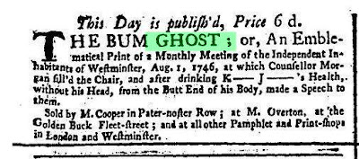 The Bum Ghost
