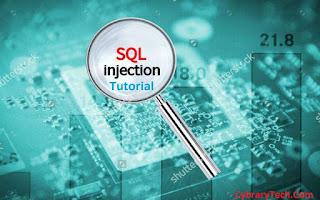 hack website sql injection attack