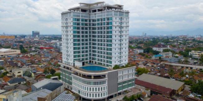 Apartemen Servis Somerset Asia Afrika Bandung