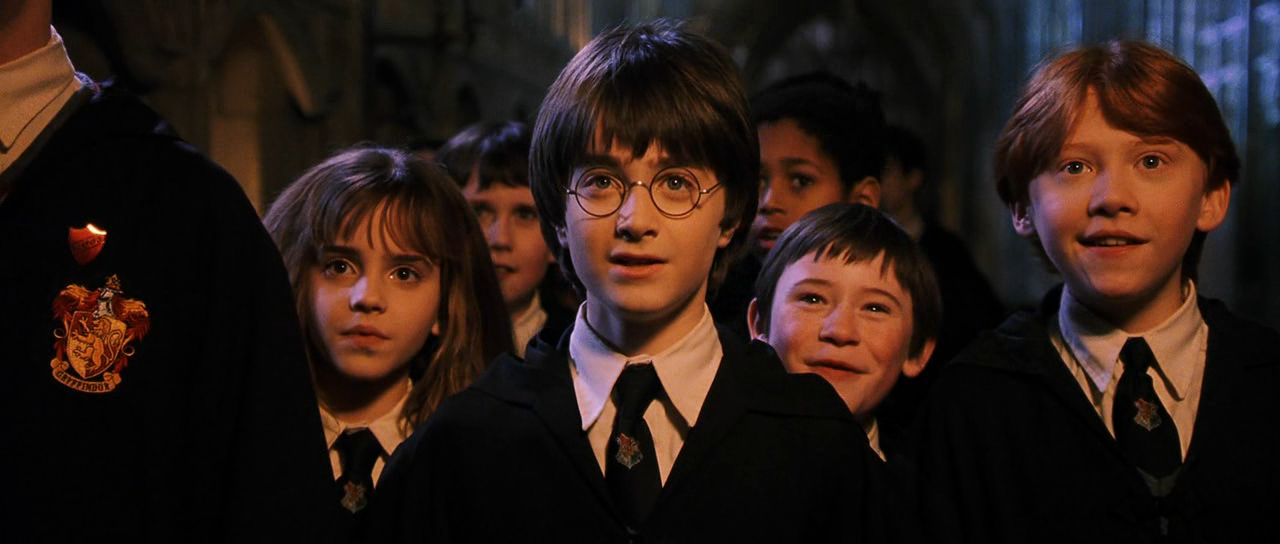 Harry Potter and the Philosophers Stone 2001 Movie Review