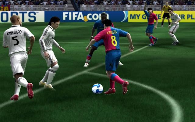 تحميل لعبة كرة القدم Football World للكمبيوتر برابط مباشر