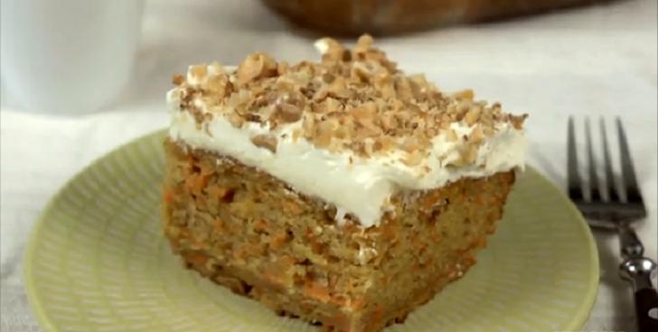 Carrot cake