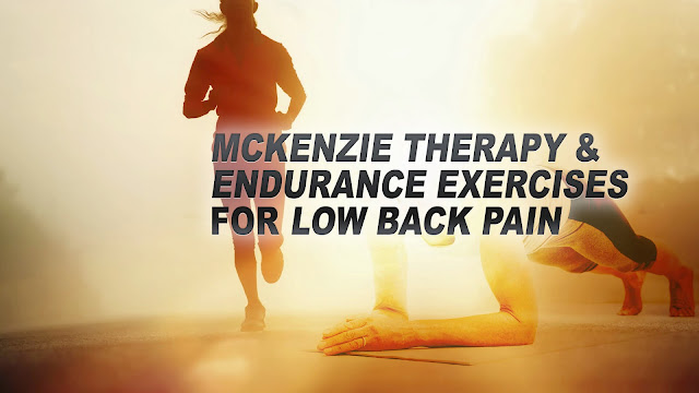 McKenzie Therapy and Endurance Exercises for Low Back Pain Cover Image