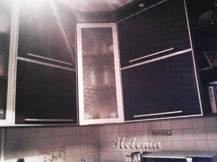 венге кухня глянец