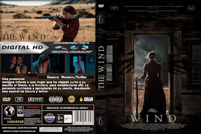 THE WIND - 2018 [COVER DVD]