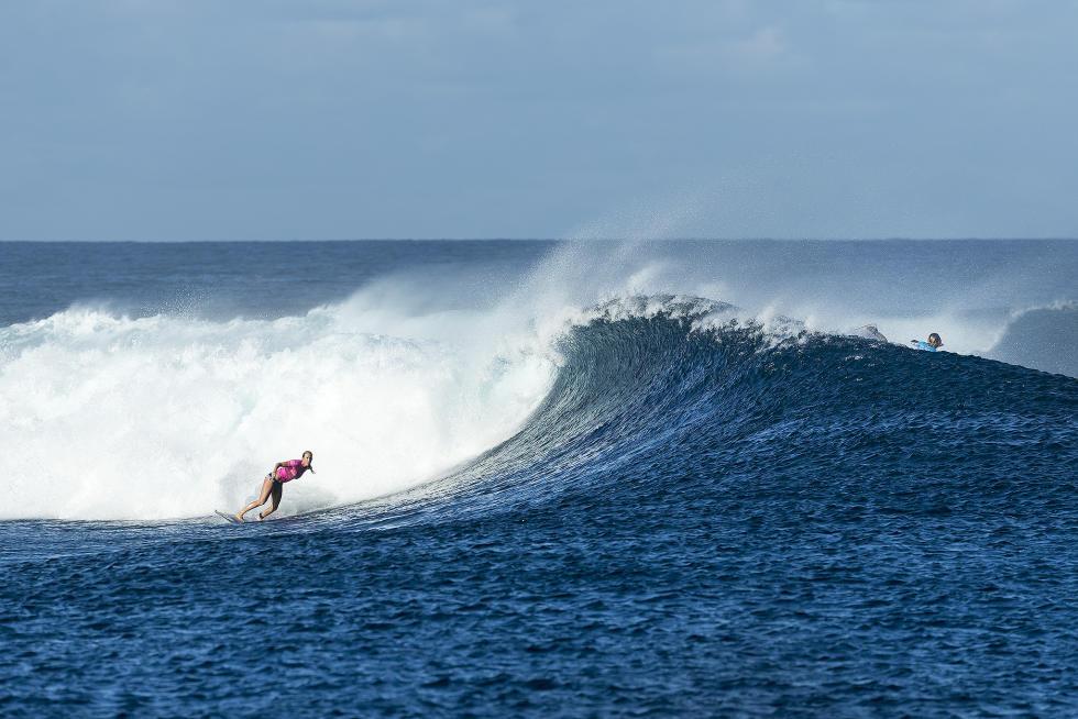 39 Bethany Hamilton Fiji Womens Pro Foto WSL Ed Sloane