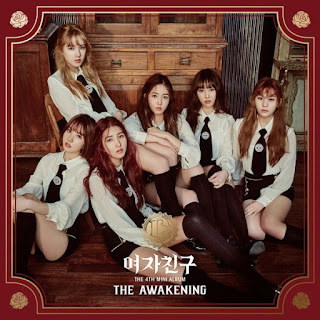 Download Lagu MP3 [Full Album] GFRIEND - The 4th Mini Album 'THE AWAKENING'