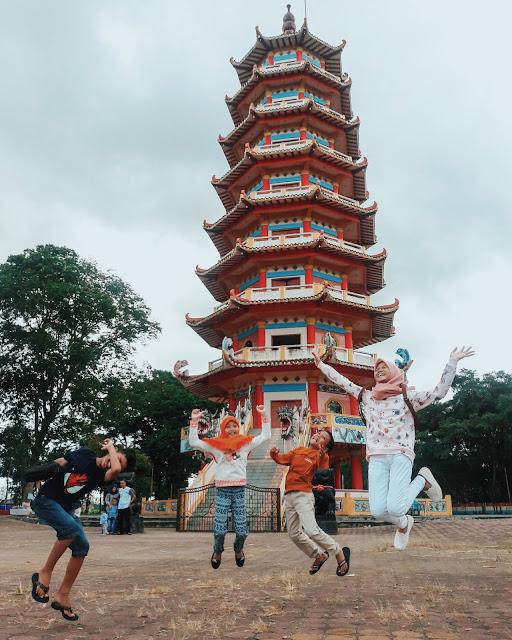 Pagoda di Palembang