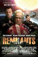 Remnants (2012) online y gratis