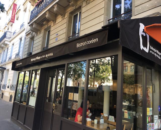 (K-Food) Bekseju Village : Un bistrot coréen en plein coeur du 13ème arrondissement de Paris !