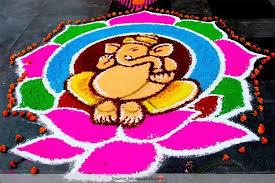Rangoli For Diwali