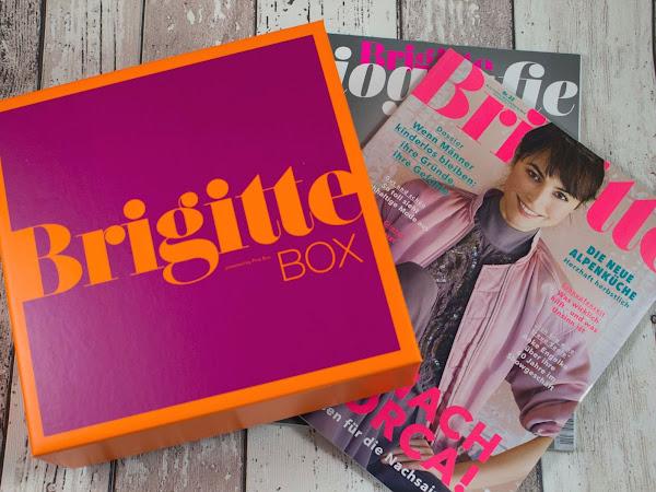Brigitte Box // Oktober/November 2016