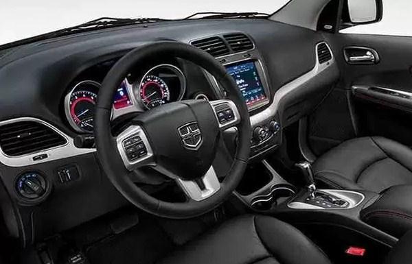 2017 Dodge Journey Crossroad SUV Redesign