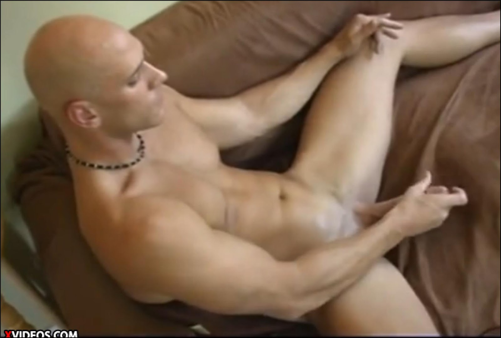 Horny muscle daddies jerking off gay xxx we 6