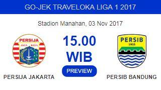 Persija Jakarta vs Persib Bandung: Polisi Larang Bobotoh ke Solo