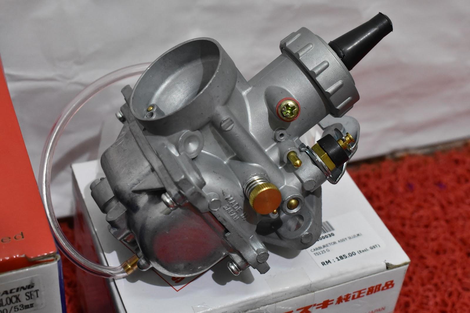 Pakej Modify Stage 1 Honda Dream    Wave 100    Astrea