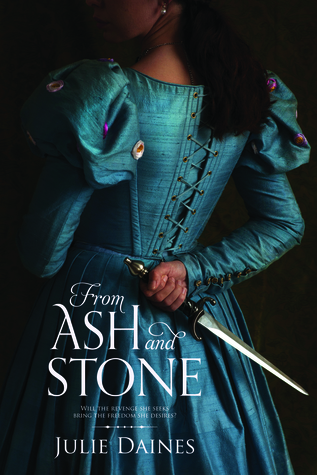 Heidi Reads... From Ash and Stone by Julie Daines