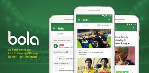 Bola.com - Berita Bola app