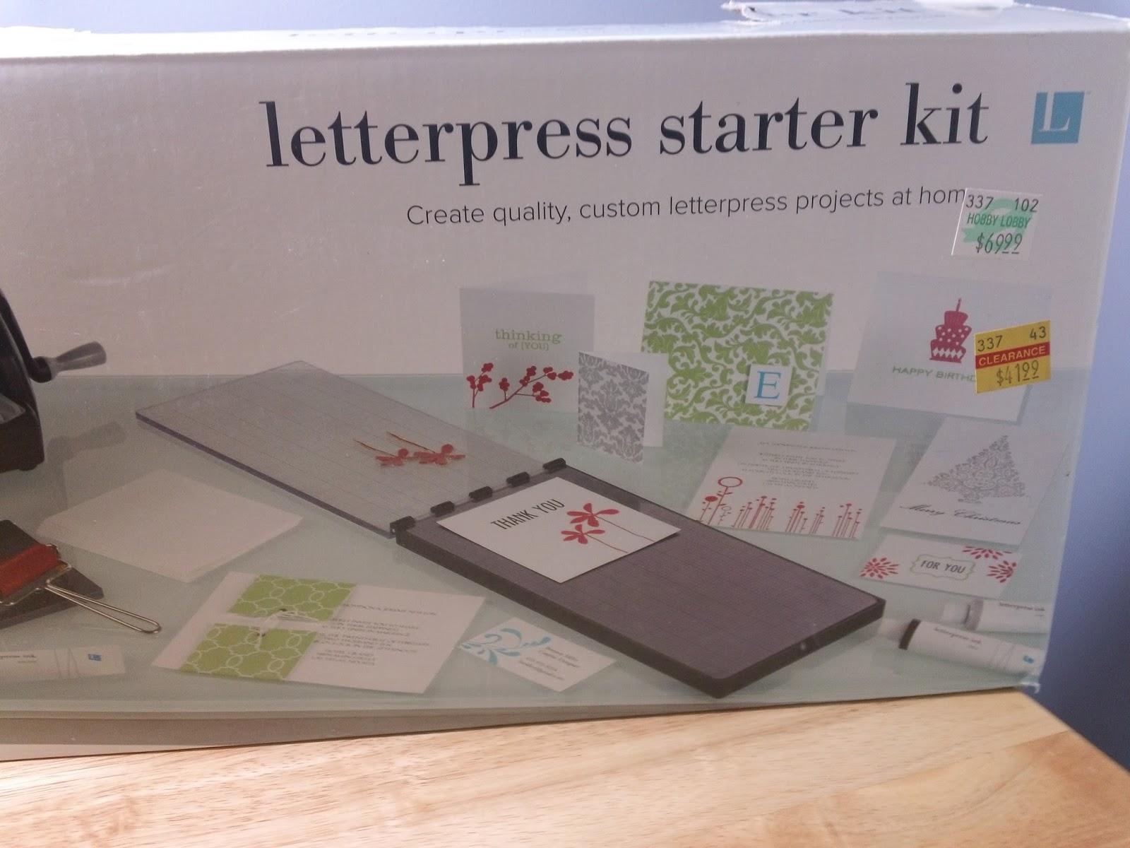 LorettaTaughtMe: Letterpress Madness