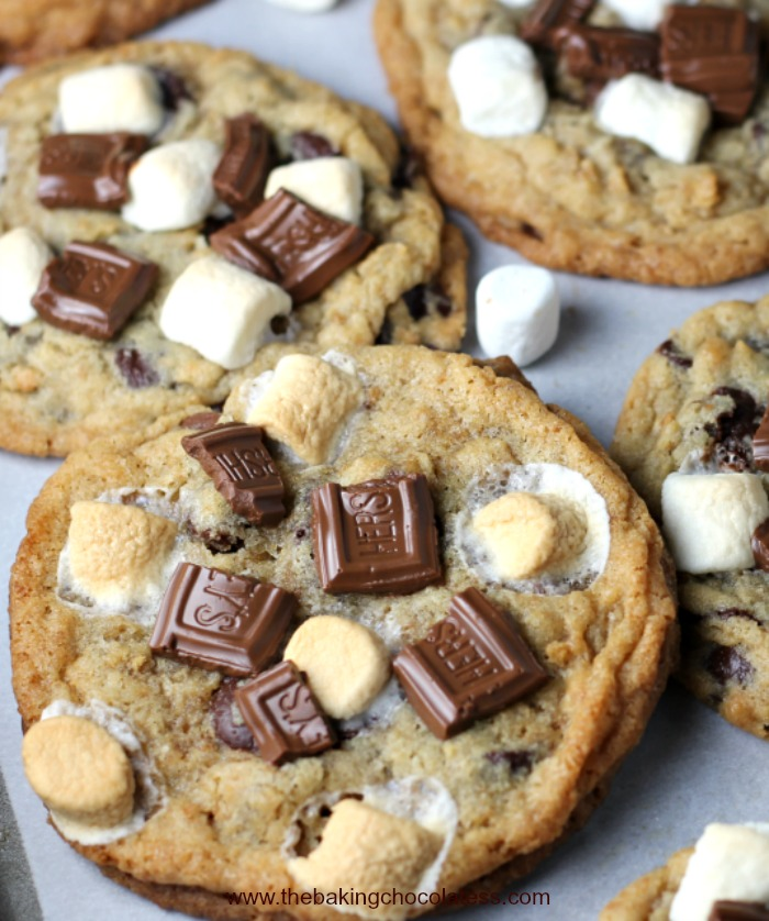more Chocolate Chip Gooey Bliss Cookies | BEST RECIPE