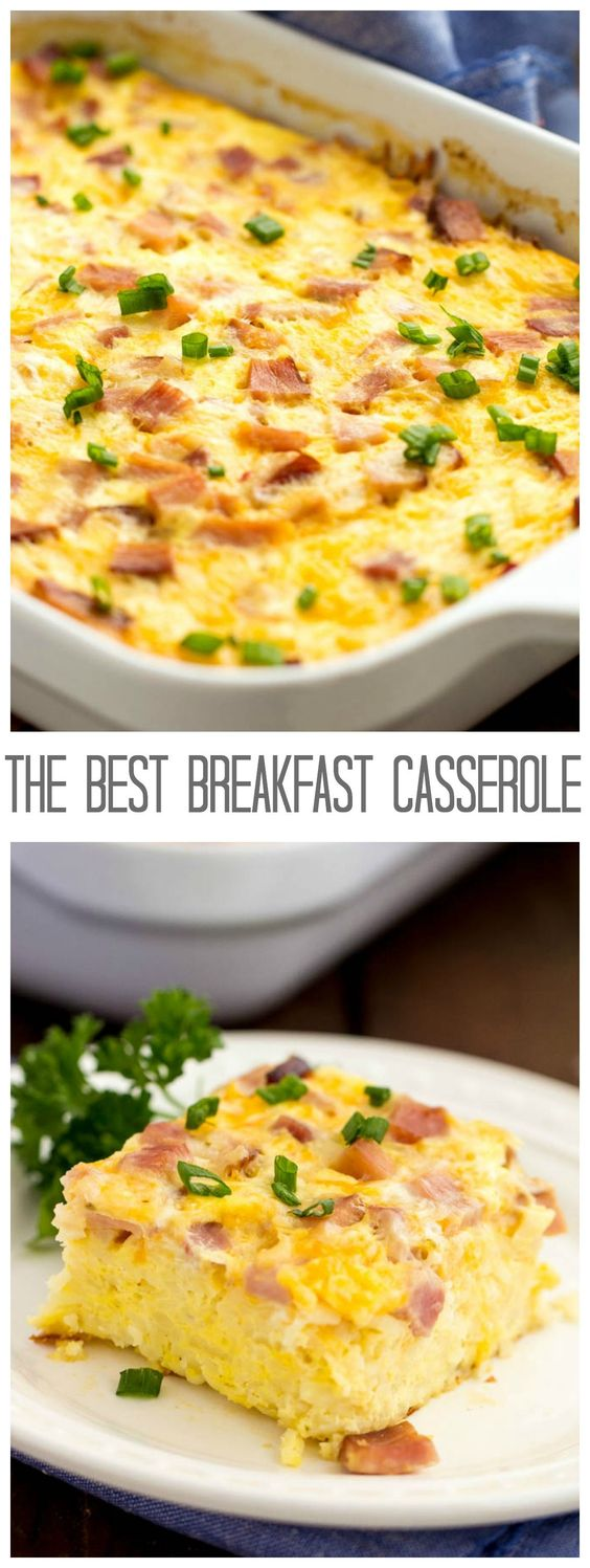 The Best Breakfast Casserole