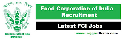 fci-food-corporation-of-india-jobs