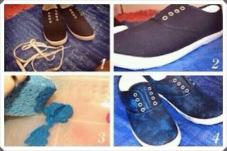 Ayakkabı Boyamak 1