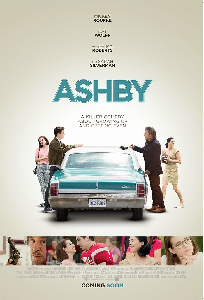 Ashby der Film