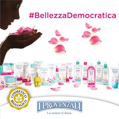 I Provenzali - Linea viso biologica alla Rosa Mosqueta