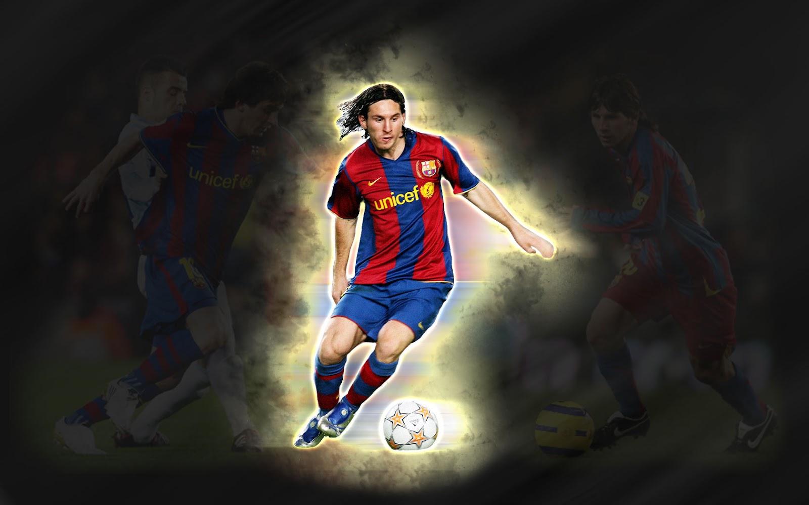 9+ Fc Barcelona Messi Sfondi