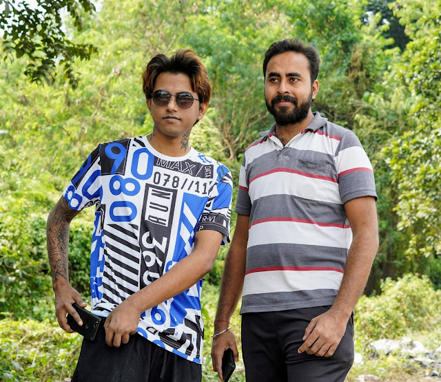 Sourajit Saha And Utiiyo Dey Photo 1