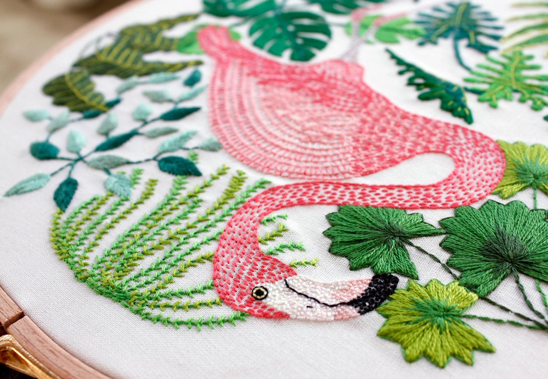 Wonderful Wednesday 33 - Mirka Döring, a Feeling Stitchy feature by floresita