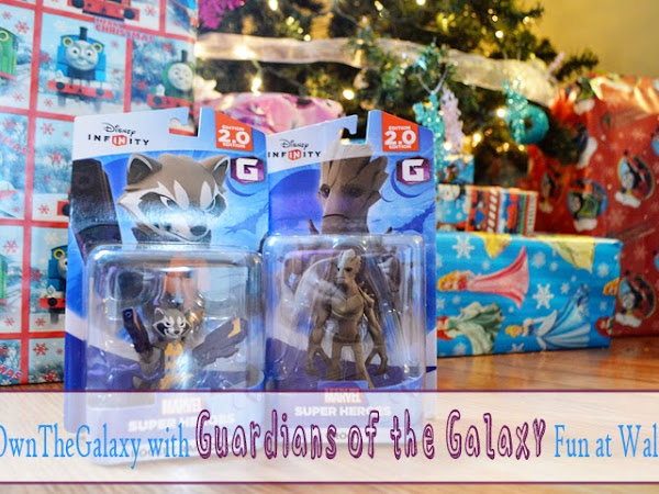 #OwnTheGalaxy with Guardians of the Galaxy Fun at Walmart #Ad #CollectiveBias