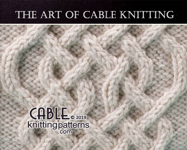 The Art of CABLE KNITTING -free pattern 45