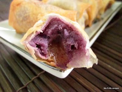 Chinese Sticky Cake Nian Gao Recipe Sweet Potatoes