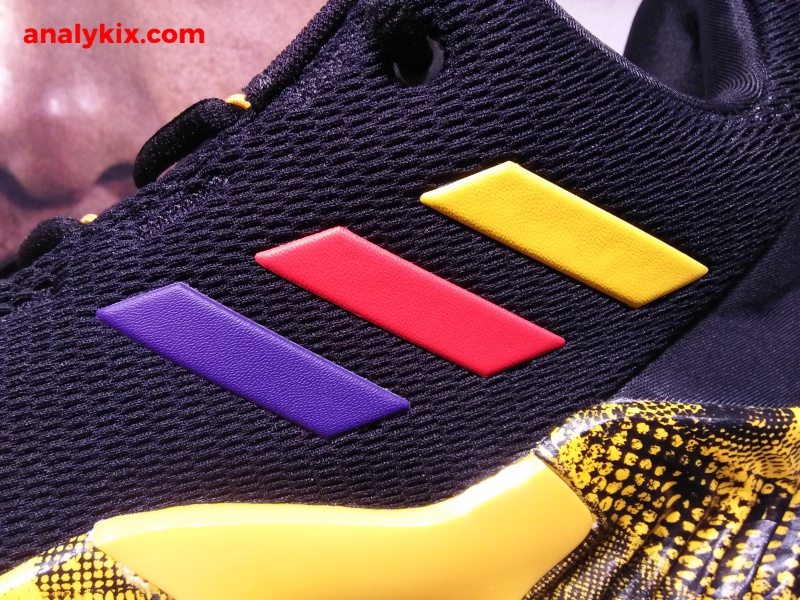separation shoes 9fcfe 6ee9e ... the shoe more appropriate to a lot of players who want to rock a  colorful shoe but dont want to go overboard. You can get this now at adidas  Trinoma.
