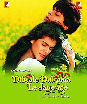 Dilwale Dulhania Le Jayenge (1995) Hindi 720p BRRip 1.45GB