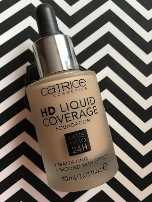 [Catrice] HD Liquid Coverage