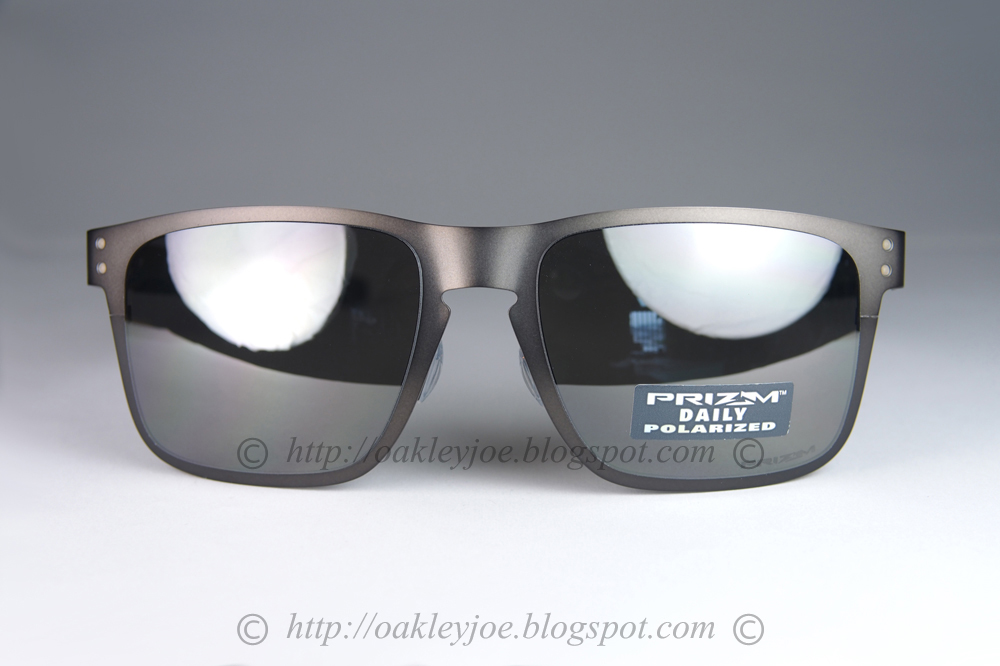 oakley metal polarized