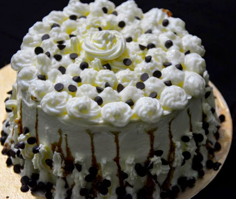Happy birthday homemade cake picture, photos, image ...