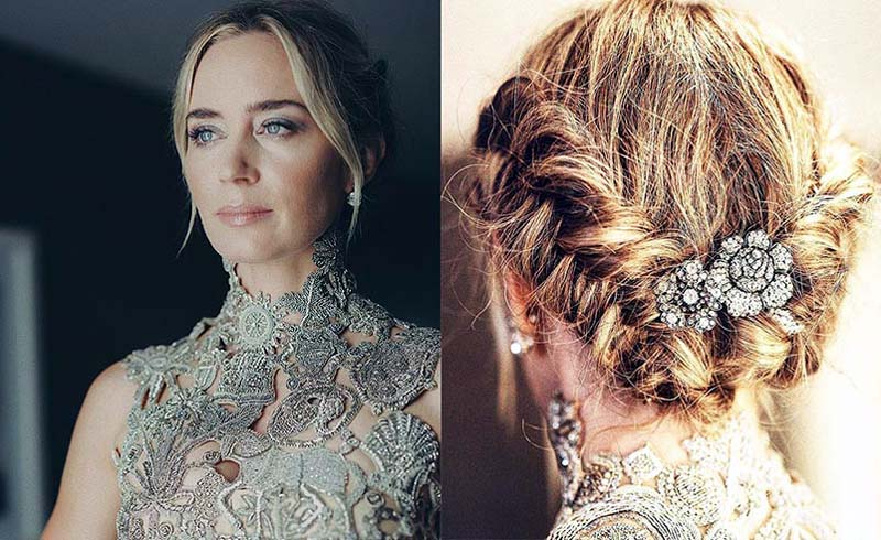 The Golden Globes Hair and Makeup Looks We're Actually Swooning Over