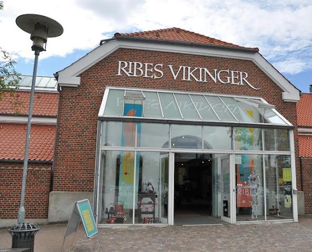 Muzeum Wikingów w Ribe